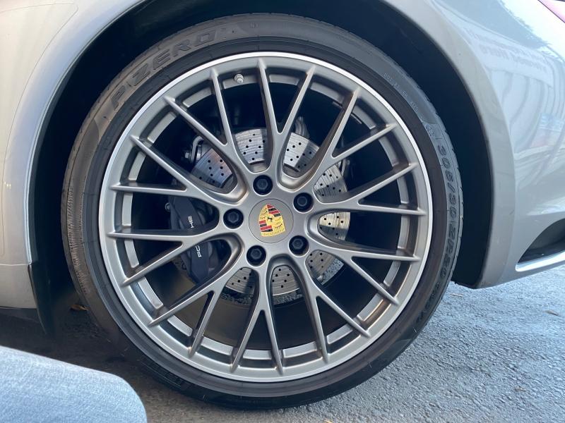 Porsche 911 Carrera 2017 price $73,500