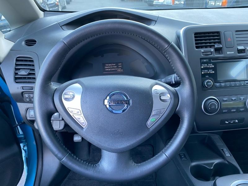 Nissan LEAF 2015 price $9,700