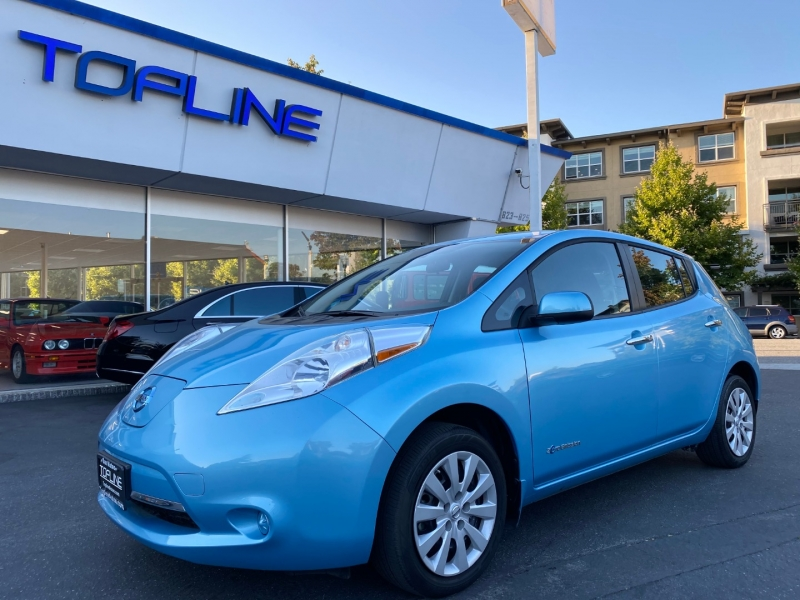 Nissan LEAF 2015 price $10,500
