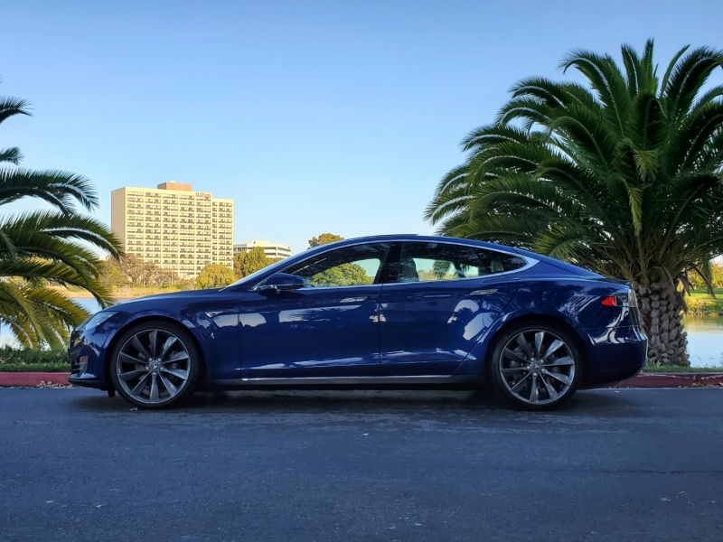 Tesla Model S 2016 price $58,888