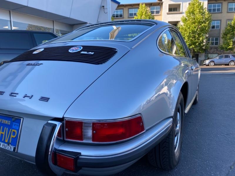 Porsche 911 1972 price $125,985