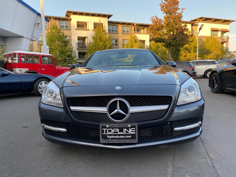 Mercedes-Benz SLK-Class 2012 price $21,895