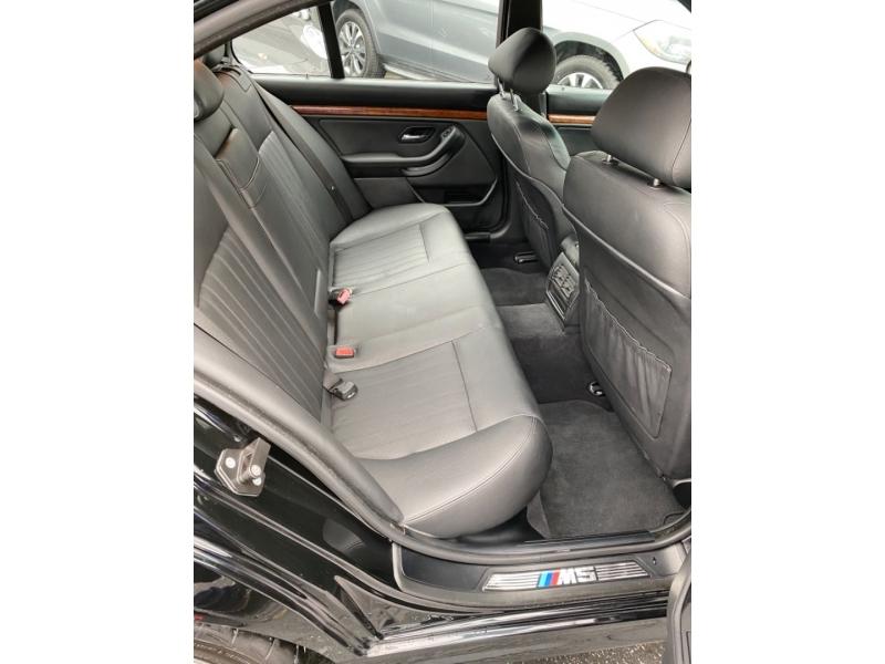 BMW M5 2002 price $26,975