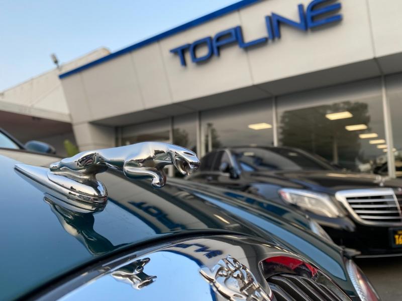 Jaguar S-TYPE 2003 price $5,950