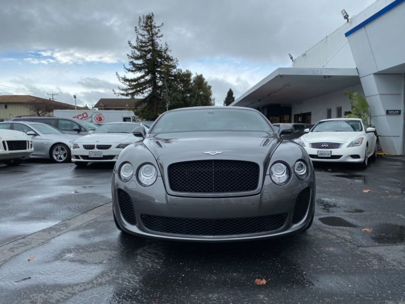Bentley Continental Supersports 2011 price $105,000