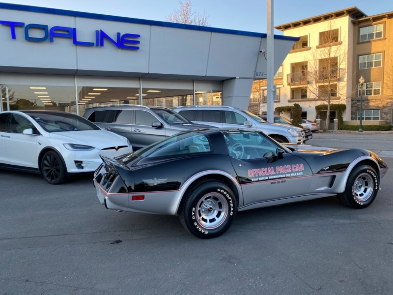 Chevrolet Corvette 1978 price $38,800