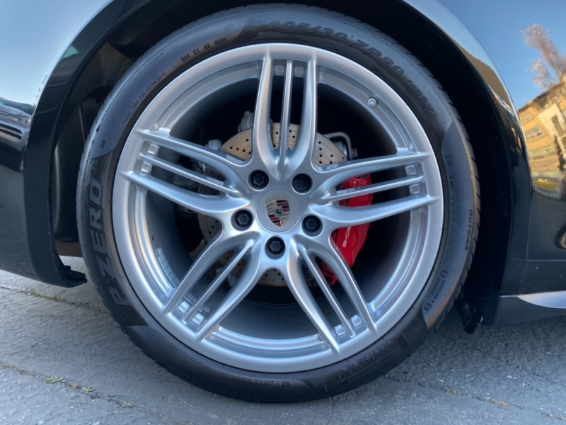 Porsche 911 2013 price $74,500