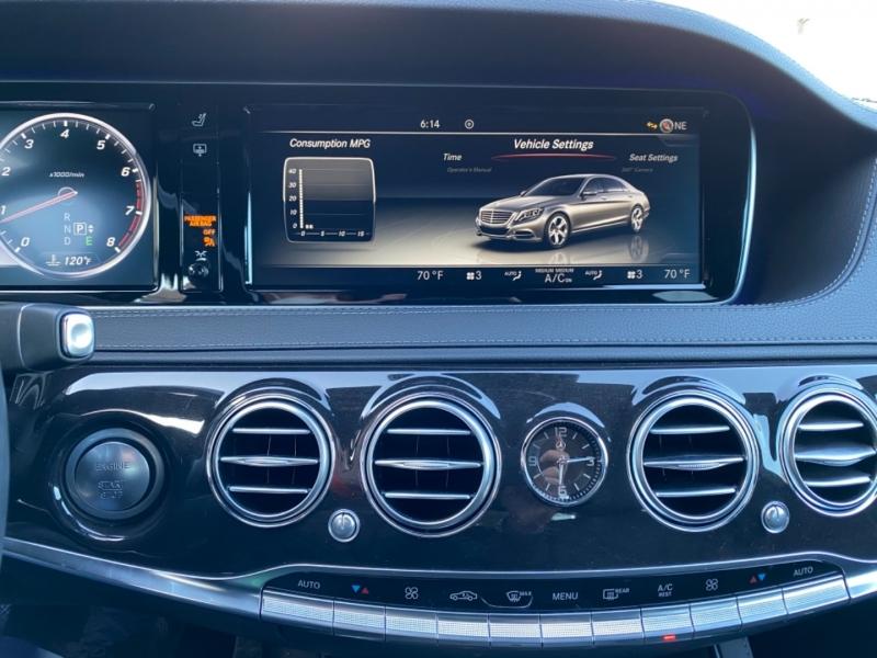 Mercedes-Benz S-Class 2016 price $59,888