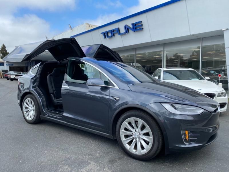 Tesla Model X 2017 price $66,888