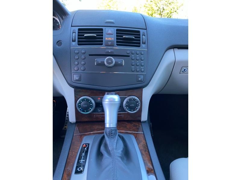 Mercedes-Benz C-Class 2009 price $14,875