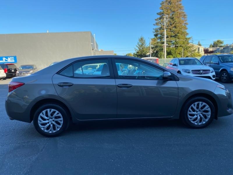 Toyota Corolla 2018 price $17,988