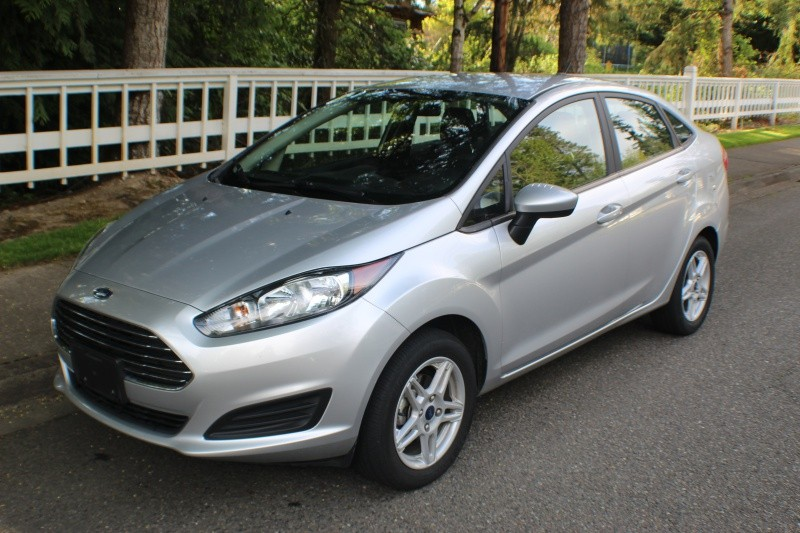 Ford Fiesta 2018 price $9,000