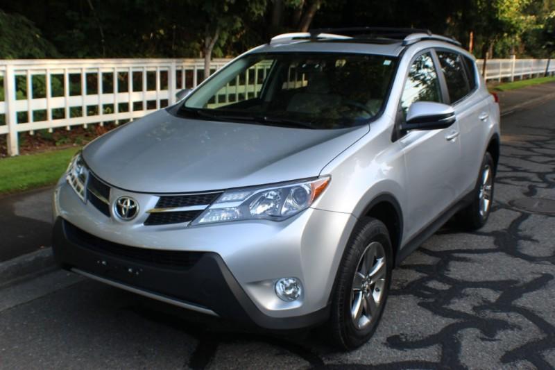 Toyota RAV4 2015 price $17,000