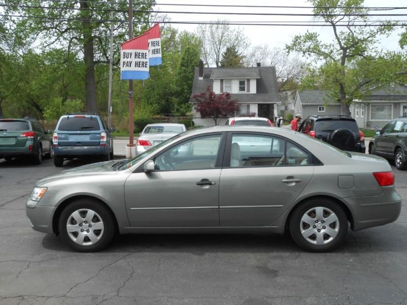 Hyundai Sonata 2010 price $3,995