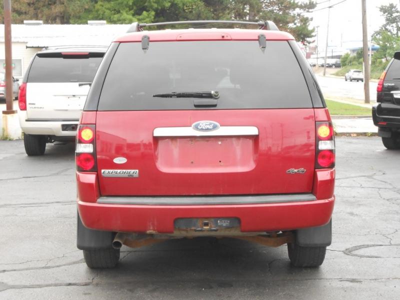 Ford Explorer 2010 price $4,595