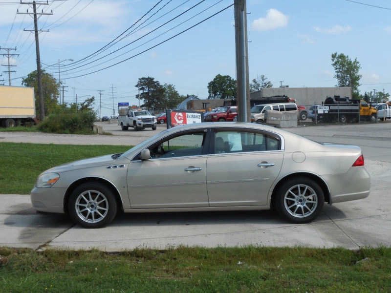 Buick Lucerne 2008 price $4,495