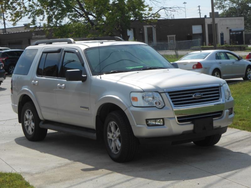 Ford Explorer 2008 price $4,595