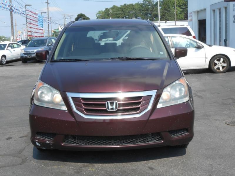 Honda Odyssey 2009 price $5,495