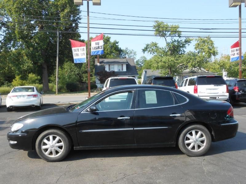 Buick LaCrosse 2005 price $3,595