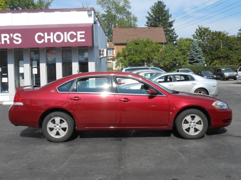 Chevrolet Impala 2008 price $5,395