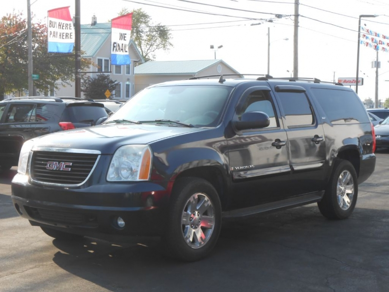 GMC Yukon XL 2007 price $8,495