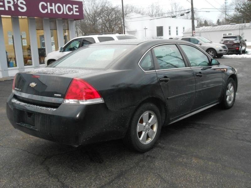Chevrolet Impala 2010 price $3,495