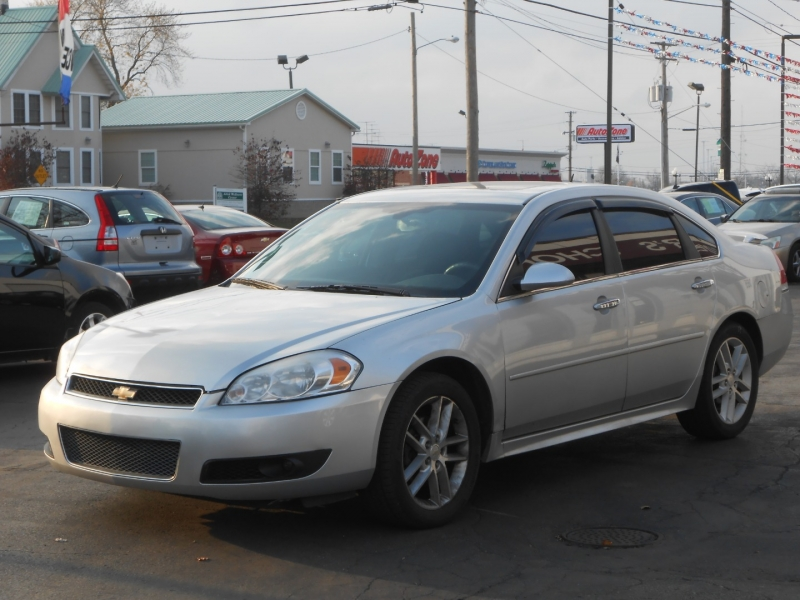 Chevrolet Impala Limited 2014 price $7,495