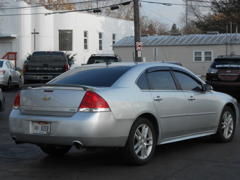 Chevrolet Impala Limited 2014 price $6,955