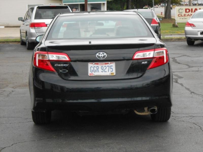 Toyota Camry 2012 price $7,495