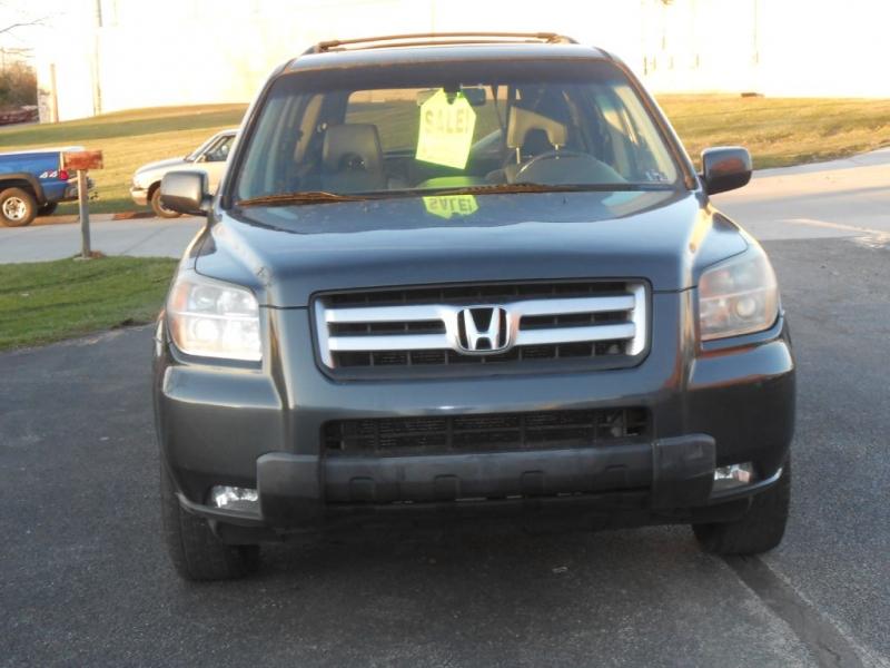 Honda Pilot 2006 price $3,395