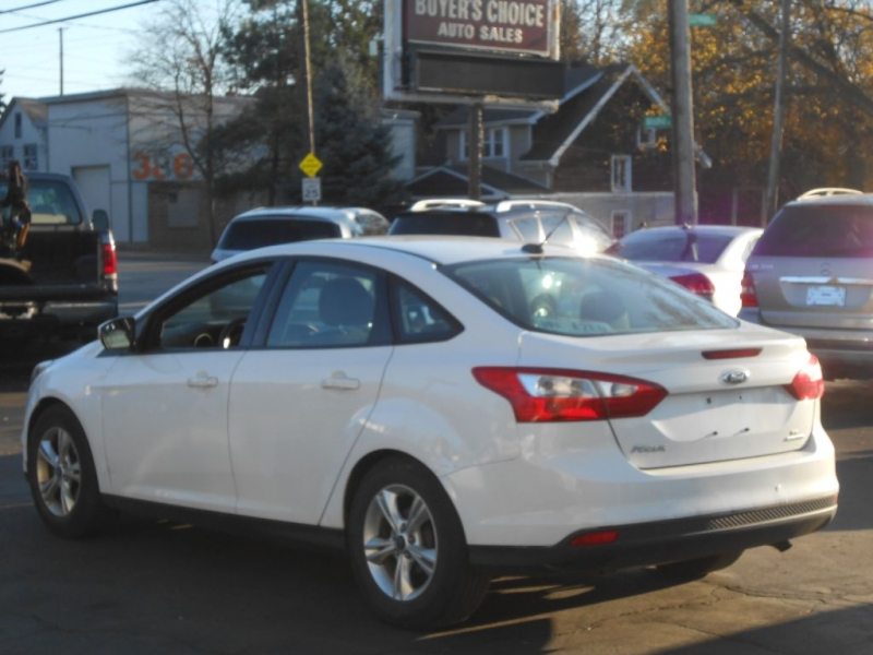 Ford Focus 2014 price $6,495