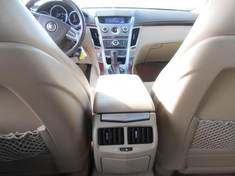 Cadillac CTS Sedan 2008 price $6,495