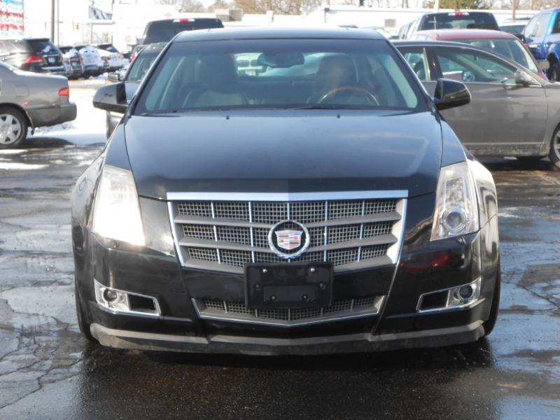 Cadillac CTS 2008 price $6,495