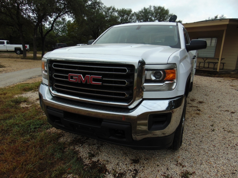 GMC Sierra 2500HD available WiFi 2015 price $17,900