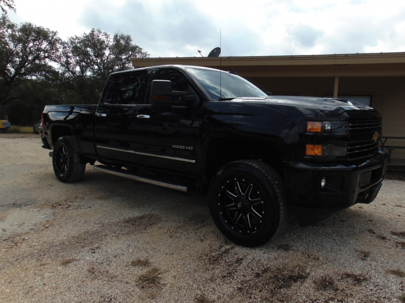 Chevrolet Silverado 2500HD 2017 price $38,900