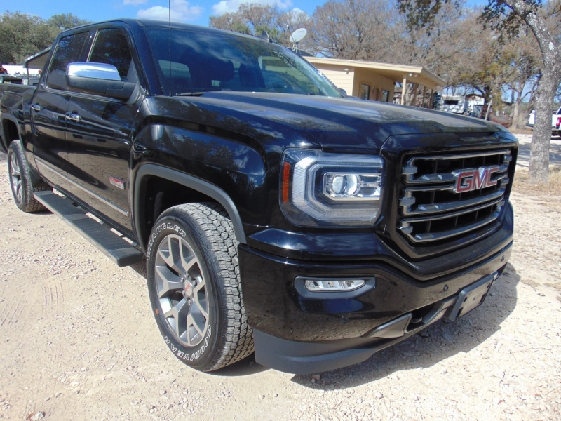 GMC Sierra 1500 2016 price $30,900