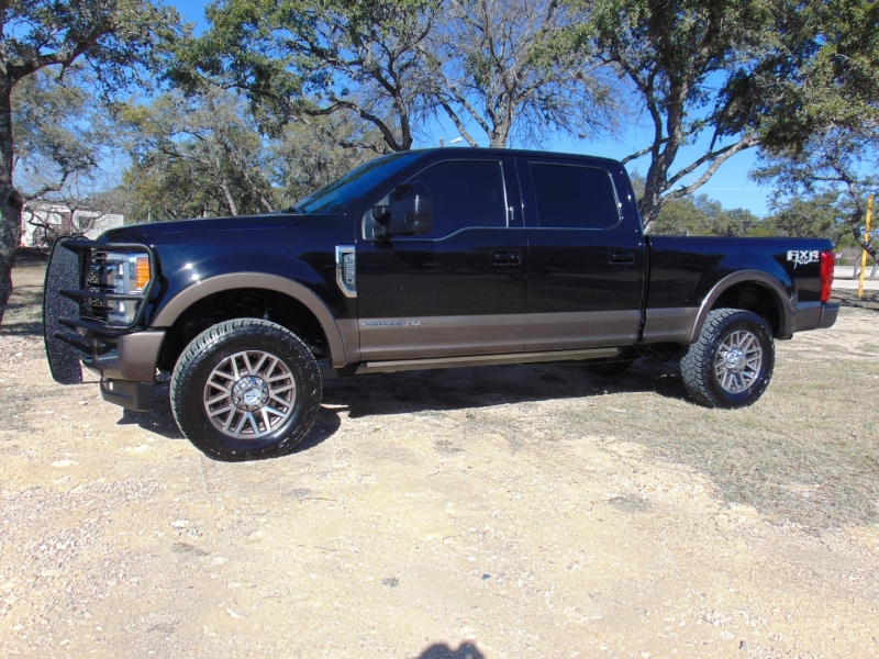 Ford Super Duty F-250 SRW 2017 price $54,995
