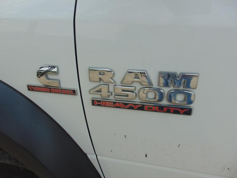 RAM 4500 2015 price $33,900
