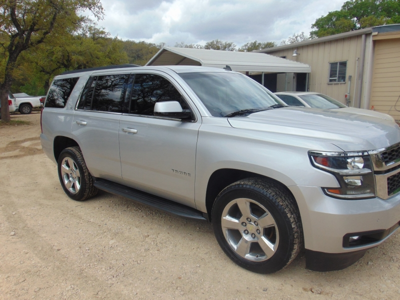 Chevrolet Tahoe 2015 price $26,995
