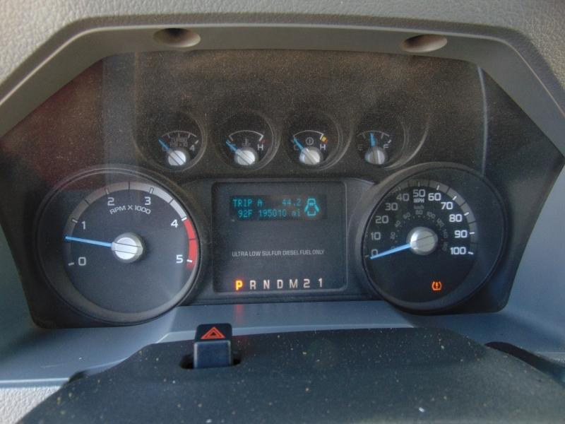 Ford Super Duty F-350 SRW 2012 price $20,900