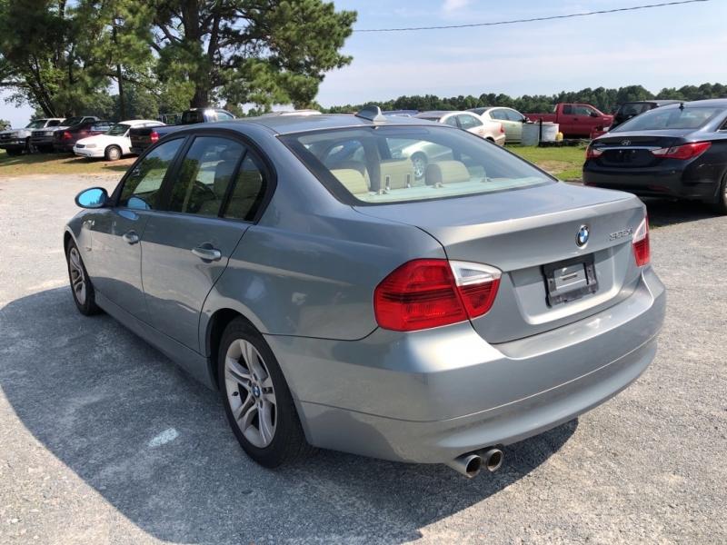 BMW 328 2008 price $7,500