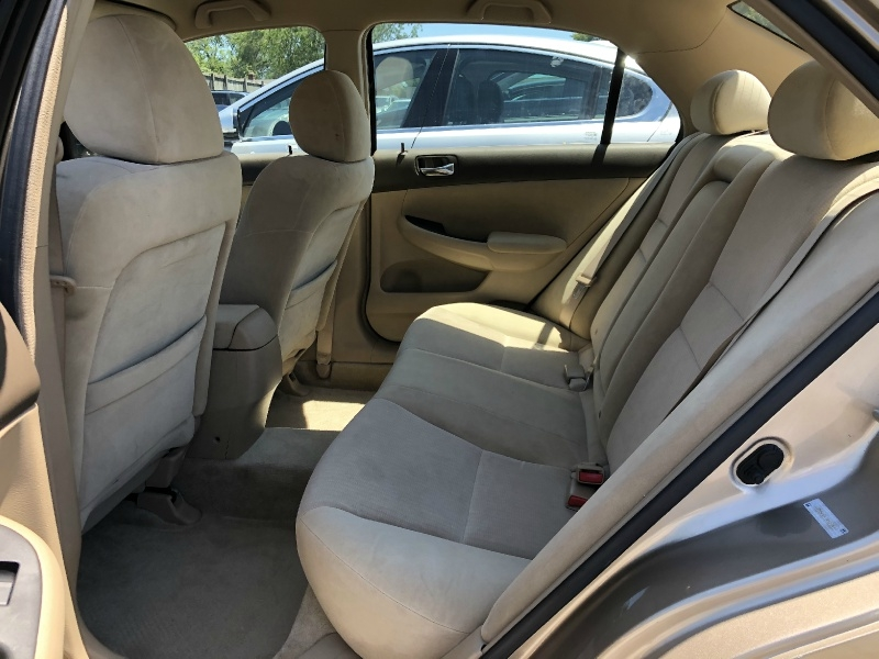 Honda Accord 2003 price $5,490