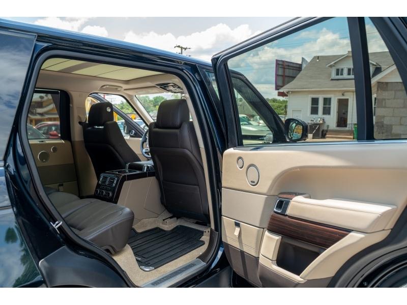 Land Rover Range Rover 2016 price $57,880