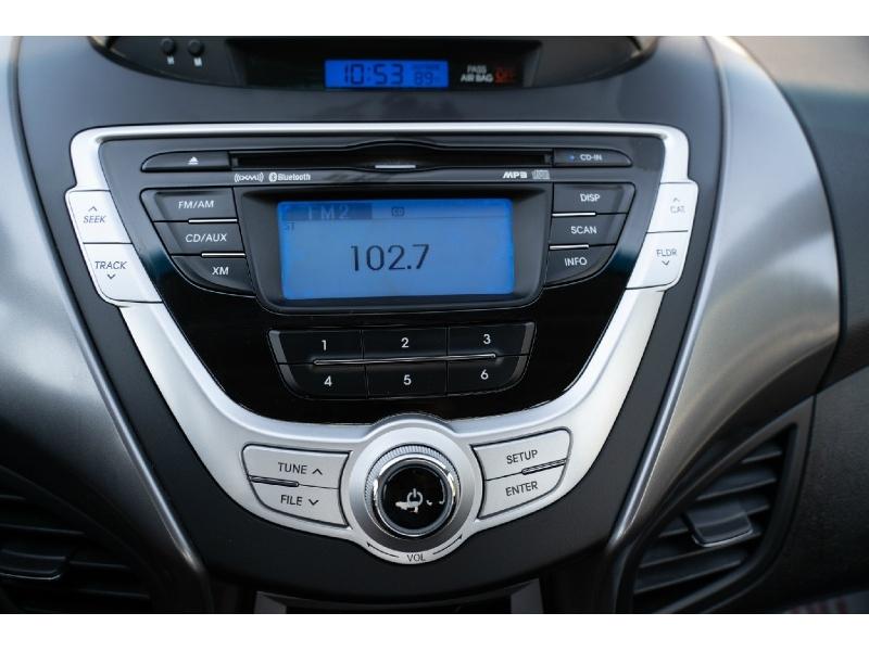 Hyundai Elantra 2012 price $7,990