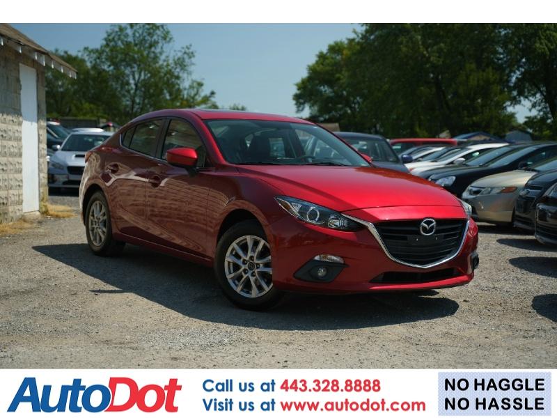 Mazda 3 2015 price $10,990