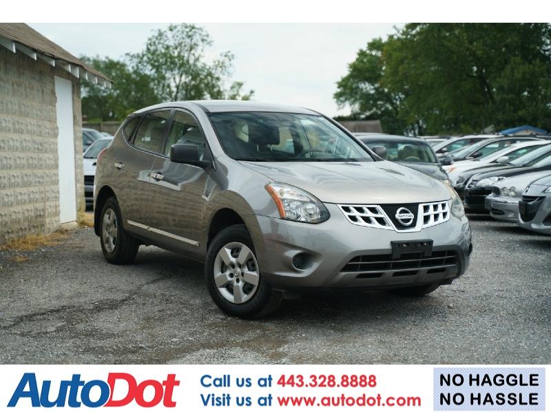 Nissan Rogue 2015 price $7,990
