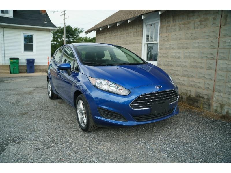 Ford Fiesta 2019 price $13,990