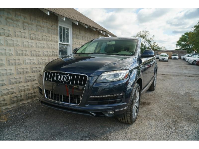 Audi Q7 2012 price $15,570
