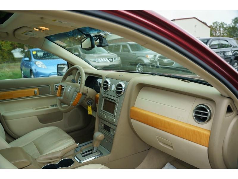 Lincoln MKZ 2007 price $6,580