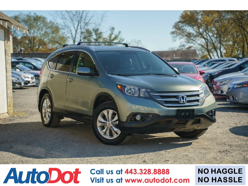 Honda CR-V 2012 price $11,990